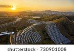 Industrial Aerial Sunrise...