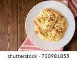 Classic Pasta Carbonara....