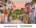 St. Augustine  Florida  ...