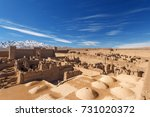 citadel rayen. the ancient city ... | Shutterstock . vector #731020372
