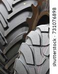 new tires   Shutterstock . vector #731076898