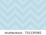 abstract vector wave line.   Shutterstock .eps vector #731139382