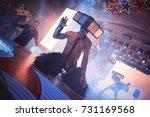 odessa  ukraine may 24  2014 ...   Shutterstock . vector #731169568