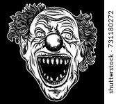 Halloween Devil Scary Clown...