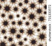 tie dye seamless. seamless... | Shutterstock .eps vector #731333572