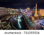 las vegas  nevada   july 25 ...   Shutterstock . vector #731355526