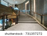 Modern Marble Stairs For Luxur...