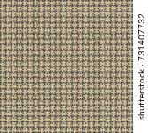 abstract tweed pattern. vector...   Shutterstock .eps vector #731407732
