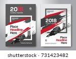 city background business book... | Shutterstock .eps vector #731423482