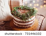 beautiful and delicious special ... | Shutterstock . vector #731446102