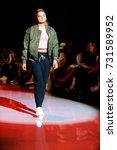 fashion models represent... | Shutterstock . vector #731589952