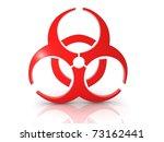 biohazard concept | Shutterstock . vector #73162441