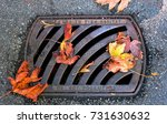 An Image Of A Storm Drain With...