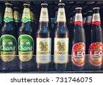 bangkok thailand   october 10 ...   Shutterstock . vector #731746075