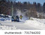 Winter Car Skij Ring...