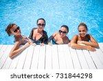 odessa  ukraine july 25  2015 ... | Shutterstock . vector #731844298