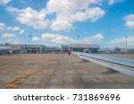 krabi thailand.   february... | Shutterstock . vector #731869696