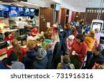 saint petersburg  russia  ... | Shutterstock . vector #731916316