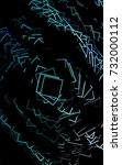 dark black polygonal...   Shutterstock . vector #732000112
