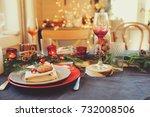 Table Setting For Celebration...
