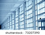 modern architecture of large... | Shutterstock . vector #73207390