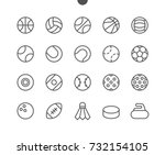 sport balls ui pixel perfect...