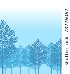 winter park | Shutterstock .eps vector #73226062