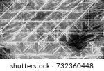 gray seamless pattern.... | Shutterstock . vector #732360448