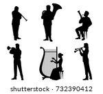 vector illustration of... | Shutterstock .eps vector #732390412