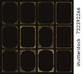 Decorative Gold Frames And...