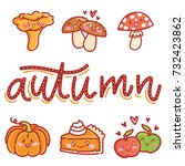 Autumn Lettering Calligraphy...
