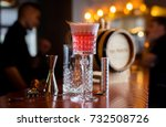 alcoholic cocktail sour.  sour... | Shutterstock . vector #732508726