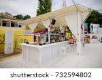 odessa  ukraine june 28  2015 ... | Shutterstock . vector #732594802