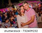 odessa  ukraine june 27  2015 ... | Shutterstock . vector #732609232