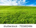 grassland in china | Shutterstock . vector #732682486
