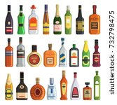Different Alcoholic Drinks In...