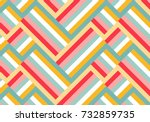 abstract background with color... | Shutterstock .eps vector #732859735