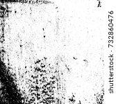 grunge black white. distress... | Shutterstock . vector #732860476