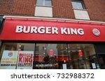 shrewsbury  shropshire  uk. 7... | Shutterstock . vector #732988372
