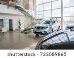 russia  kirov   my 15  2017 ... | Shutterstock . vector #733089865