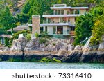 Luxury Waterfront House In...
