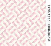 regular geometric pattern... | Shutterstock .eps vector #733170166