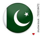 Flag Of Pakistan In The Form O...