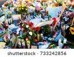 las vegas   oct 07  2017  ...   Shutterstock . vector #733242856