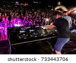odessa  ukraine   august 22 ... | Shutterstock . vector #733443706