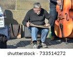 czech republic  prague  23 03...   Shutterstock . vector #733514272