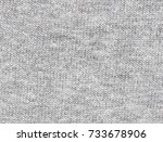 knit texture background | Shutterstock . vector #733678906