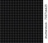 carbon fiber woven texture...   Shutterstock .eps vector #733716625