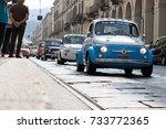 turin  italy   september 24 ... | Shutterstock . vector #733772365