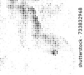 grunge background vector black... | Shutterstock .eps vector #733832968